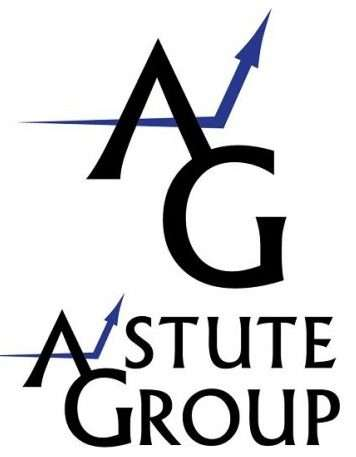 Astute Group Logo Marketing Consulting Firm
