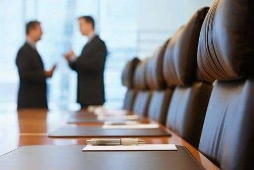 Outsourced CMO Boardroom